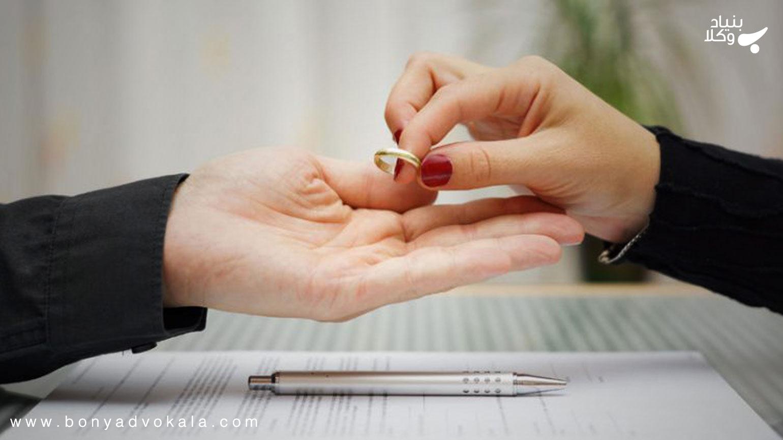 طلاق فوري در مشهد
